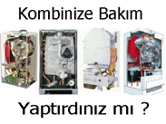 Maktek Kombi Bakım İzmir